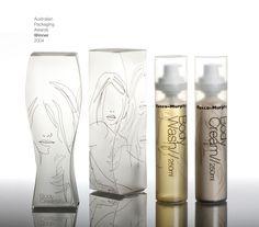 Kusco-Murphy Body Range designed by Sugarfree Design