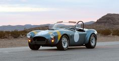 From a hydrogen-powered Cobra to the first Ford GT prototype, Shelby American is now offering several high-dollar rarities for sale. Car Ford, Ford Gt, Tyre Tracks, Cobra For Sale, 427 Cobra, Sports Car Racing, 50th Anniversary, Concept Cars, Cars Motorcycles