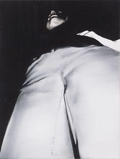 Untitled (Anka). Wilhelm Sasnal (Polish, born 1972).