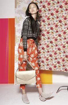 #fashion #mode #clothe #look #dress #vetement #imprime #print #couture #style