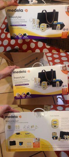 Breastfeeding Nursing 23590 Brand New Sealed Medela Sonata Deluxe