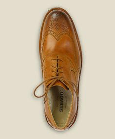 STAG - Sebago - Brattle - Bristish Tan - SHOES