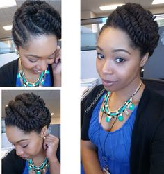 {Grow Lust Worthy Hair FASTER Naturally} ========================== Go To: www.HairTriggerr.com ==========================        A Cute and Easy Protective Style!