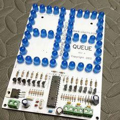 Something we loved from Instagram! LED Scoreboard Kit NIGHTFIRE ELECTRONICS WWW.VAKITS.COM #arduino #RaspberryPi #RaspberryPi2 #hobby #arduinouno #DIY #robotics #capacitor #hacker #electronics #student #engineering #PCB #ocala #Florida#nerd #green #fun #nerd #contest #breadboard #leds #100 #Scoreboard #leds #geek #audio #amp #ilovenightfire by you_know_its_augie Check us out http://bit.ly/1KyLetq