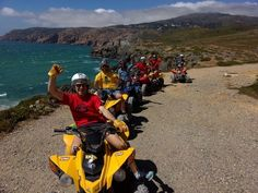 Guincho and Sintra natural park Quad bike tour Cascais - Go Discover Portugal travel