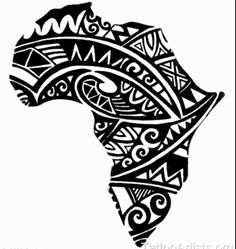 Africa tribal