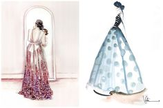 [Ilustração] Katie Rodgers, a ilustradora princesesca