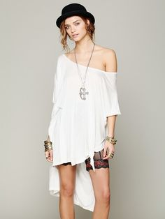 Look From London Crochet Boyshort at Free People Clothing Boutique