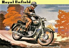 Royal Enfield for modern motorcycling