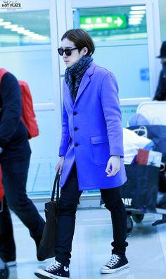 K-AIRPORT FASHION: Nam Taehyun