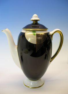 Royal Doulton Art Deco TANGO tea set tea for two