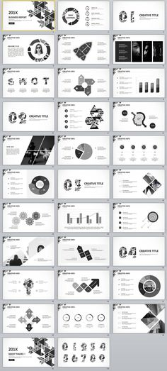 43+ Black Business chart PowerPoint Presentations template - powerpoint presentations template