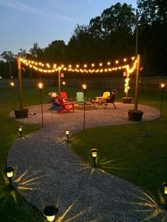 Easy Fire Pit Backyard Ideas (17)