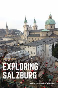 Highlights for visiting Salzburg, Austria: Sound of Music Tour, Christmas Markets, and the Augustiner Brewery (which happens to be my favorite! Europe Travel Guide, Travel Guides, Travel Destinations, Travel Advice, Visit Austria, Austria Travel, European Destination, European Travel, Beautiful Places To Visit