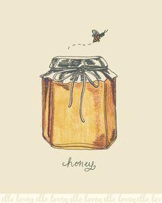 BEE~HONEY