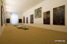 Комплекс Санта Мария делла Скала - Сиена Италия -