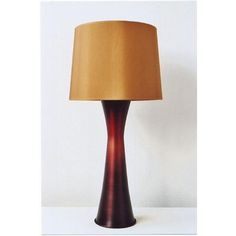 (CLICK IMAGE TWICE FOR UPDATED PRICING AND INFO) #home #homeimprovement #homedecor #lighting #lamps #lights #lightandfixture #tablelamps   see more table lamps at http://www.zbrands.com/Lamps-C40.aspx - Babette Holland Lamps - Skyscraper Table Lamp in Raku Fade with Gold Shade