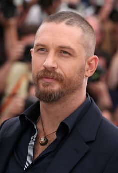 Tom Hardy - Cannes: May 14th 2015