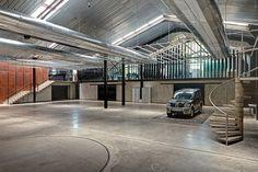 Automobile Design Studio,© Rajesh Vora