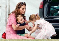 Kate Middleton and Prince William's son Prince Louis is facing a big change. Louis is the younger brother of Prince George and Princess Charlotte Prince William Son, Kate Middleton Prince William, Prince William And Catherine, William Kate, Prince Charles, Kate Middleton Young, Duchess Of Cornwall, Duchess Of Cambridge, Polo Match