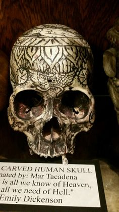 Are you brave enough? @gonola  takes us inside the French Quarter's Museum of Death.