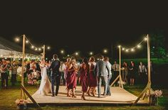 Ideas backyard wedding dance floor patio for 2019 Trendy Wedding, Unique Weddings, Summer Wedding, Wedding Ideas, Wedding Simple, Party Wedding, Wedding Pictures, Perfect Wedding, Wedding Happy