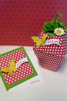 """the little blue room: Some Exciting News and a """"Berry"""" Cute Box"""