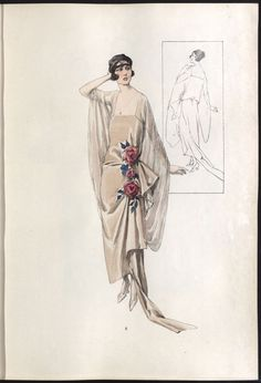 Fashion Illustration Sketches, Illustrations, Fashion Sketches, Fashion Drawings, Dress Drawing, Drawing Clothes, Historical Costume, Historical Clothing, Fashion 1920s