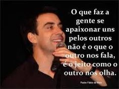 Resultado de imagem para frases do padre fabio de melo Great Quotes, Me Quotes, Funny Quotes, Friendship Love, Faith In Love, Poems, How To Remove, Wisdom, Messages