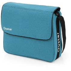 BabyStyle Oyster Changing Bag-Deep Topaz The Oyster Changing Bag is a stunning matching accessory for use with your Oyster or Oyster Max Stroller. (Barcode EAN=5060427623850) http://www.MightGet.com/march-2017-1/babystyle-oyster-changing-bag-deep-topaz.asp