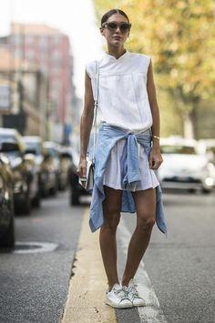 Summer denim outfit ideas