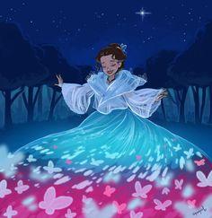 Cinderella in Filipiniana costume fanart by squeegool Philippine Mythology, Philippine Art, Filipino Art, Filipino Culture, Character Inspiration, Character Art, Character Design, Cultura Filipina, January Art