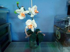 orchidee gemaakt