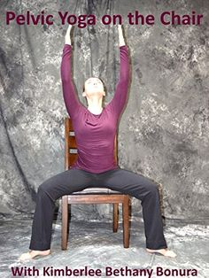 Pelvic Yoga on the Chair with Kimberlee Bethany Bonura >>> Find out more about the great product at the image link. (This is an affiliate link)