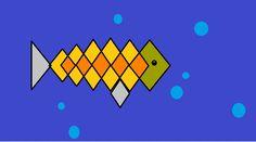 Mosaico peixe