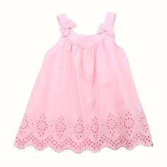 Gorgeous Summery Dresswith embroidered detailing on the hem. At Little…
