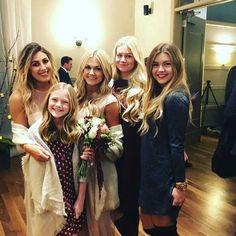 Witney's wedding, 2016