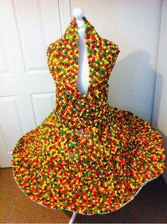 Skittles Dress