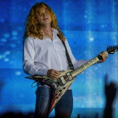 Dave Mustaine 9/13/13