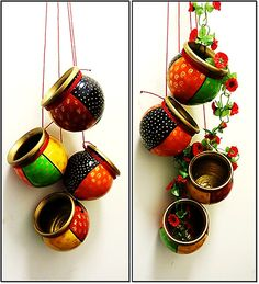 Earthenstyle Multicolored #Terracotta