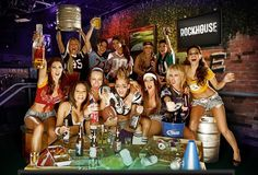 The Rockhouse --  The Venetian-7 NON-club places on the Strip you absolutely need to party at