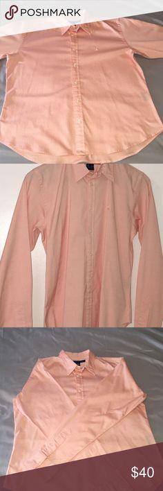 Intensit/ät Herren Paspel Pro Full Button Short Sleeve Baseball Shirt
