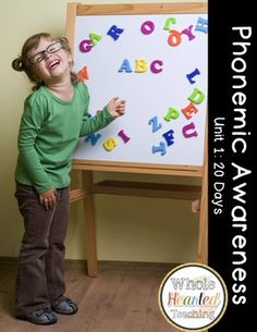 Phonemic awareness has been missing in many lower elementary classrooms for years, simply because it has been thought to be unnecessary due to phonics instructions. Yet, phonics is the study of graphemes (letters) with a focus on print to get children reading as well as writing letters.