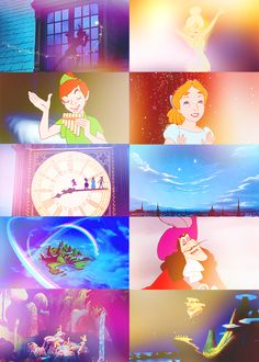 Peter Pan my favorite movie OF ALL TIME ♥
