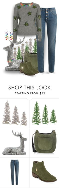 """Tree Love"" by runners ❤ liked on Polyvore featuring INC International Concepts, Jason Wu, Balenciaga, Aerosoles and Raz"