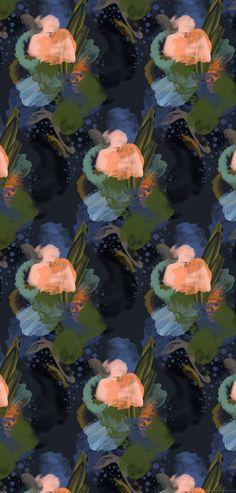 Portfolio of a textile and print designer, Reeta Ek, living in Helsinki,  Finland.