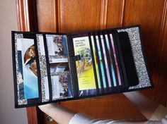 Premium Tablet Service Organizer/Magazine Holder by pearlandjean