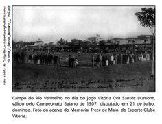 Blog do Rio Vermelho, a voz do bairro: Campo de Futebol em 1907 no Rio Vermelho