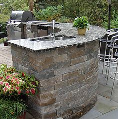 We help you design the perfect space, whether it's an outdoor kitchen, custom fire pit, outdoor fireplace, or complex outdoor living space.