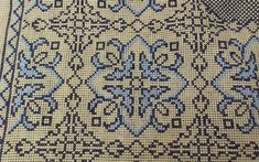 Cross Stitch Designs, Cross Stitch Patterns, Crochet Patterns, Cross Stitch Embroidery, Hand Embroidery, Bohemian Rug, Poster, Rugs, Tablecloths